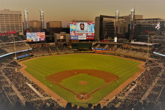 Atlanta Braves New Baseball Stadium